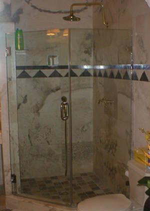 Frameless Shower and Tub Enclosures