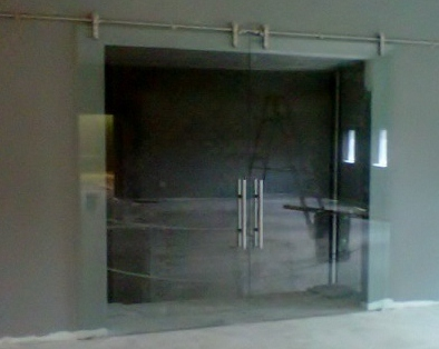 Glass Entrance And Interior Doors